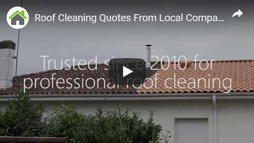 Roof Cleaning In Norwich Compare Quotes Here